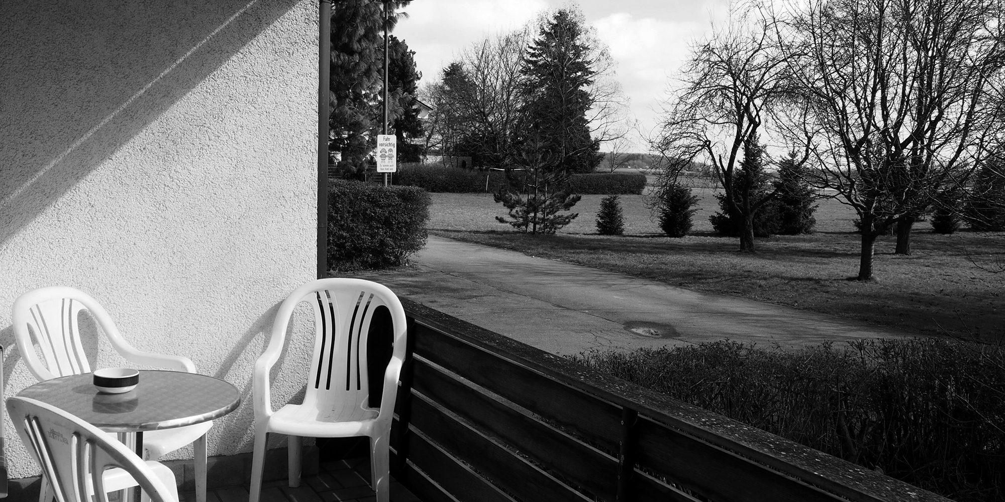 Monteurzimmer / Apartment mit Balkon